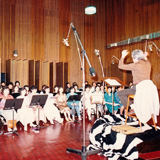 1986년 국립합창단