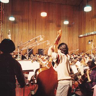 A studio 연주장면
