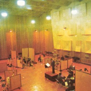 1980년 Studio A 녹음 전경